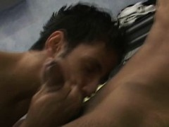 Latino Gays Intense Bareback Sex