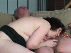 Mature Couple Enjoying Hot Fuck
