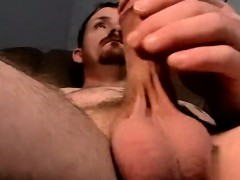 Hardcore Gay Dave Delivers A Juicy Load