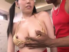 Sophia Takigawa Busty Loves Black Cock