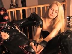 bdsm-femdom-masochism-in-latex-with-a-blonde