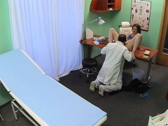 Doctor Fucks His Old Patient In Fake Hospital