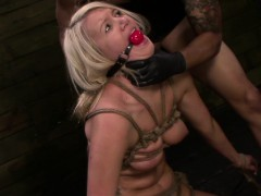 Fetishnetwork Layla Price Sybian Orgasm And Rough Sex