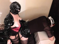 Kinky Couple Plays With T girls And Crossdressers