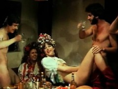 Retro Heidi Porn Video Of Old Times Gangbang