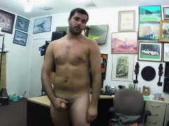 Straight Guy Goes Gay For Money He Needs