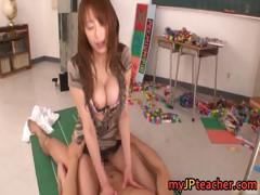 Arisa Sawa Naughty Asian Teacher Part4
