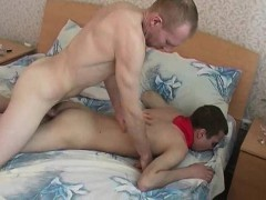 Mature Gay Penetrating Teen Butthole
