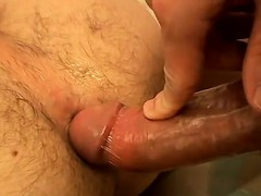 Gay Twink Bid For Free Some Shared Foot Jerking And Salami T