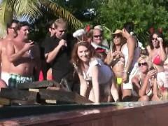 Public Miami Sex Party Summer 2015