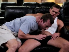 Jock Gets Sucked Before Anal Fucking