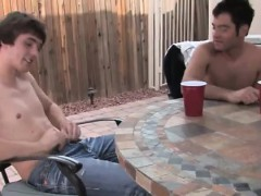 Free Gay Porn Rubbing Penis Head On Penis Head When Justin A