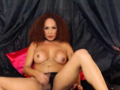 Fierce And Slutty Exotic Shemale