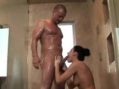 amazing-brunette-oiled-sex-massage