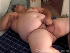 A Fat Uncut Daddy Bear