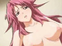 Hentai Hottie Gets A Mouth Full Of Tasty Jizz