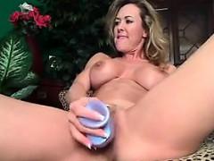 horny-milf-loving-her-dildo