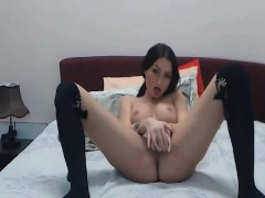 hot-babe-ass-fucking-with-a-dildo