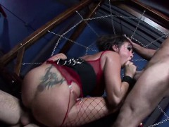 Tory Lane Is In For A Kinky Fun Time, With A Rather Intense