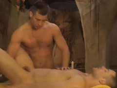 Intimate Anal Massage Exploration