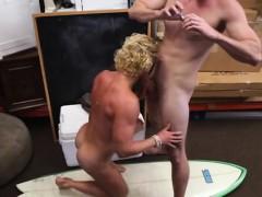 Austin Venezuelan Straight Boy Blonde Muscle Surfer Boy Need