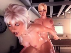 Hard Lesson – Incredible 3D anime xxx collection