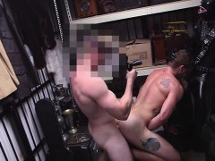 Punk Dude Gets Ass Filled With Cock