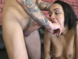 Latina Realtor Ava Kelly Gets Her Throat Poked