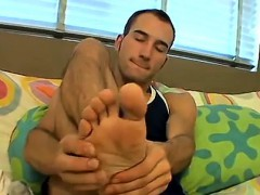Masturbating Into Sock Guy Video First Time Using A Sock As