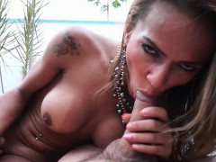 Nicolly Nogueira Pool Bareback