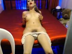 pretty-and-busty-goddess-strips-to-show-sexy-body