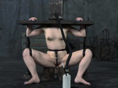 gagged-and-tied-up-hotty-gets-her-clits-satisfied