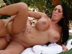 busty-babe-fucked-outside