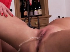 Amazing Fetish Anal Actions With Latex And Bdsm
