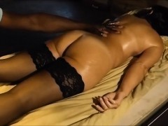 Rub Femme Spouse Black Kine Masseur Voyeur