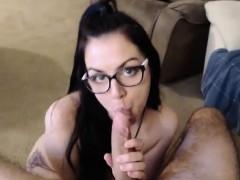 nerdy-neighbor-blowjob-on-webcam