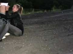Marquitta German Teens Outdoor