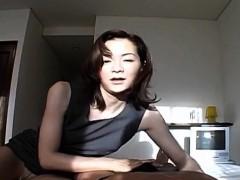 madoka-with-oiled-body-enjoys-fucking