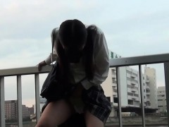 Naughty Asians Upskirt