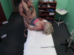 Fakehospital Skinny Blonde Patient Caught With Sex Toy