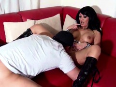 German Milf Helps Young Man With His First Fuck
