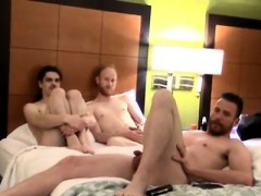 Small Smooth Gay Men Fisting Hanging Out In A Hotel Room Aft