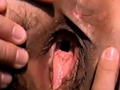 Teasing Her Vagina That Is Endless