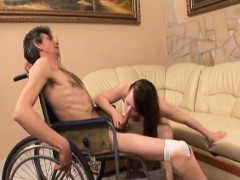 chubby-brunette-amateur-curing-handicapped-guy