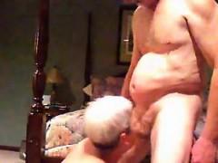 Hidden Granny Blowjob Part2 Theressa