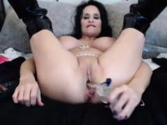 Hot Old Adultstar Squirter Rita Daniels With Huge Tits