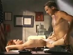 Regina Rusell In Hot Office Sex Scene