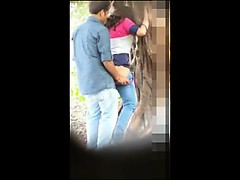 Indian Couple Hidden Forest Sex Delcie