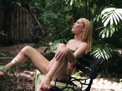 Sucking Dick While Phone Teen Raylin Ann Is A Sexy, Red hot