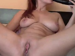 busty-rides-a-dildo-front-the-webcam